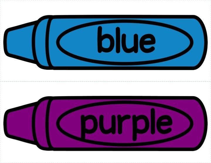720x556 Blue Crayon Clipart
