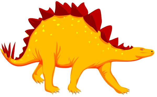 600x373 Dinosaur Clipart craft projects, Animals Clipart