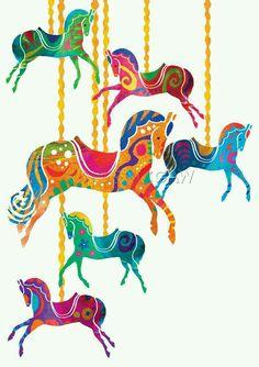 236x334 Free Clip Art Carousel Horse Horse Clip Art Pams Clipart