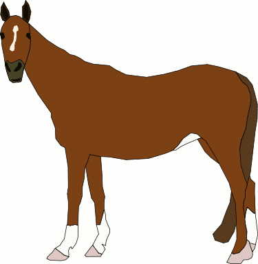375x384 Horse Animated Cliparts