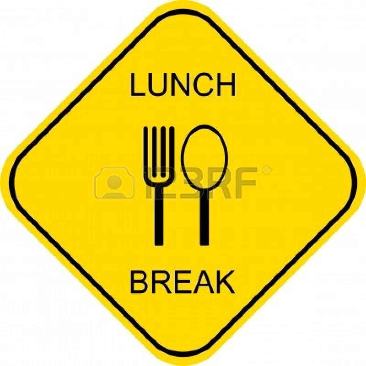 1200x1200 Classy Inspiration Lunch Signs Break Sign Viewing Clipart Panda