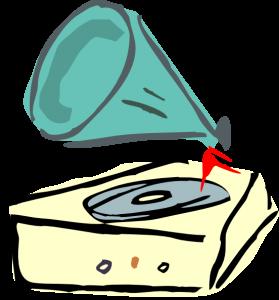 279x300 Record Player Clipart Record Player Clip Art