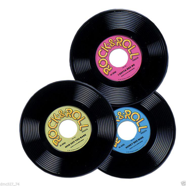 736x736 Sock Hop Record Clipart