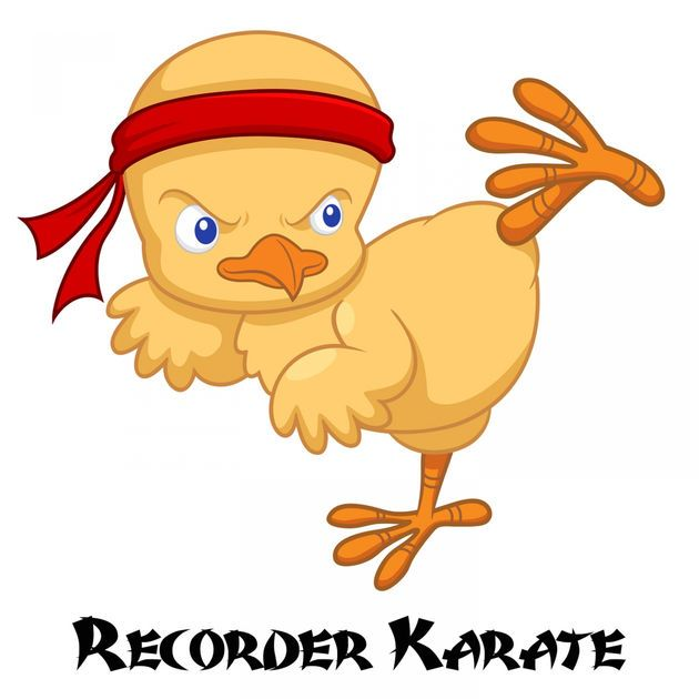 Recorder Clipart