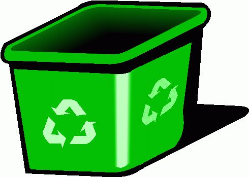 Recycle Bin Clipart