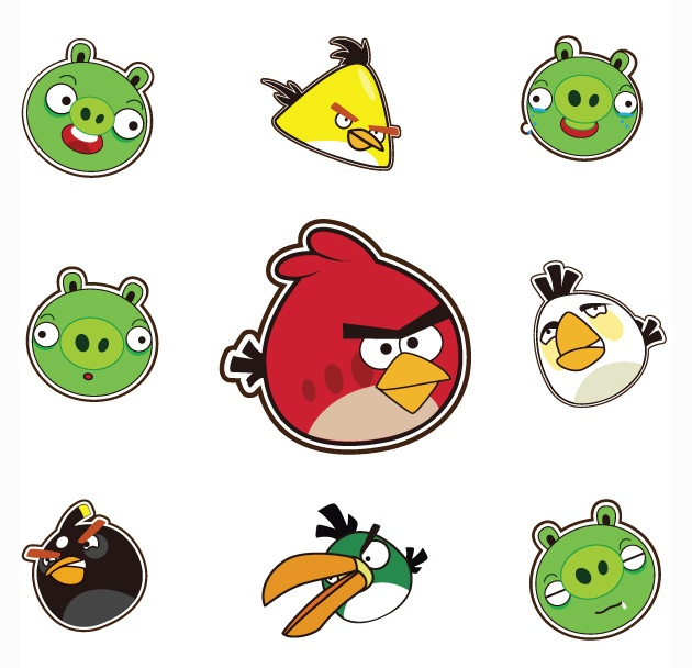 630x608 47 Best Angry Bird Images On Angry Birds, Anniversary