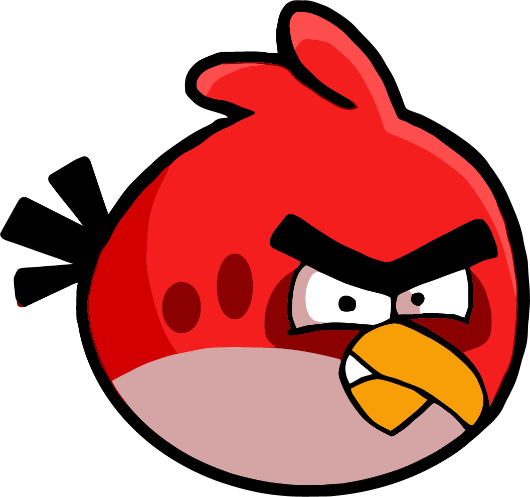 red angry bird clipart at getdrawings com free for personal use rh getdrawings com angry bird free clipart angry bird clipart black and white