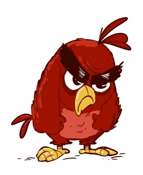500x611 The Angry Birds Movie Film Tumblr