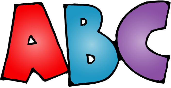 705x364 Collection Of Abc Clipart Free High Quality, Free Cliparts