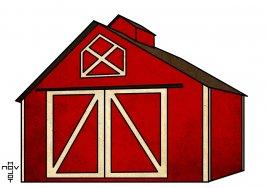 266x188 Ordinary Barn Animated