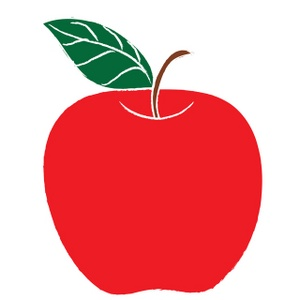 300x300 Red Apple Clipart Cliparts And Others Art Inspiration