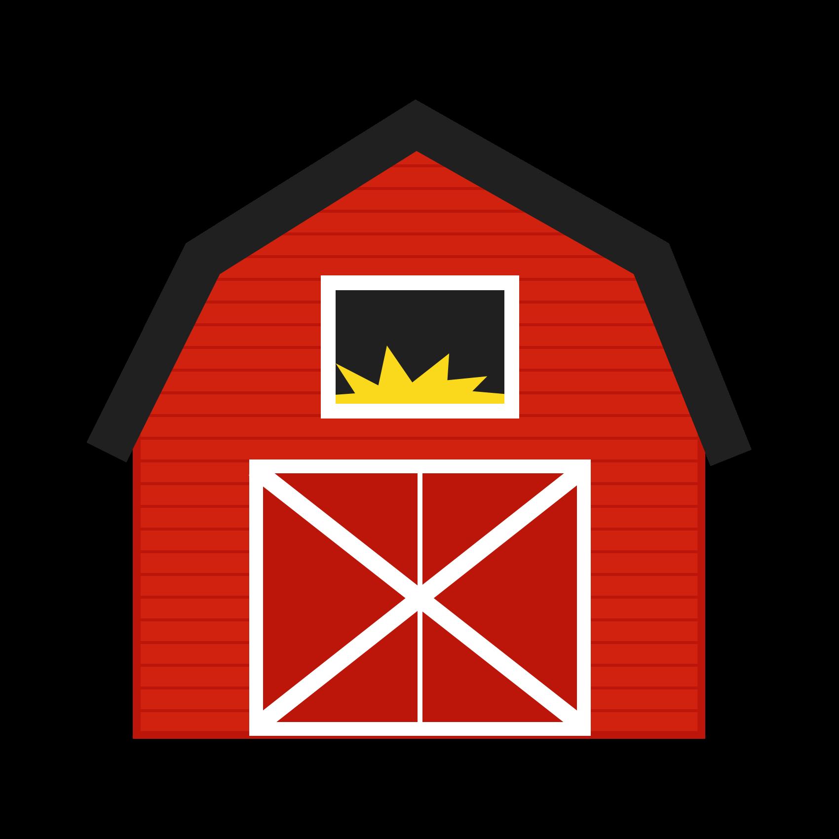 1700x1700 Unique Red Barn Coloring Page Farm Clip Art Ha