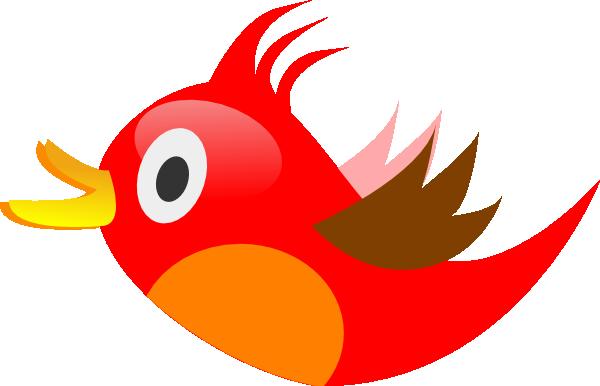 600x386 Bird Clip Art