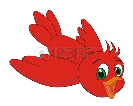 450x360 Red Bird Clipart Free Download Clip Art