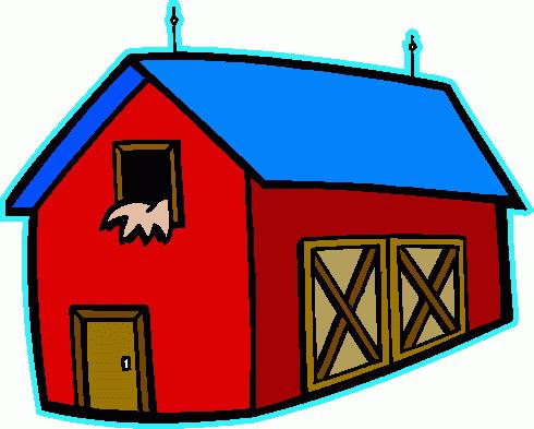 490x393 Clip Art Farm