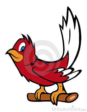 350x450 Cardinal Clipart Red Robin