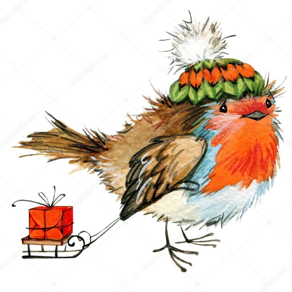 1024x1024 Clip Art Christmas Bird Cardinal Clipart Red Robin Pencil And
