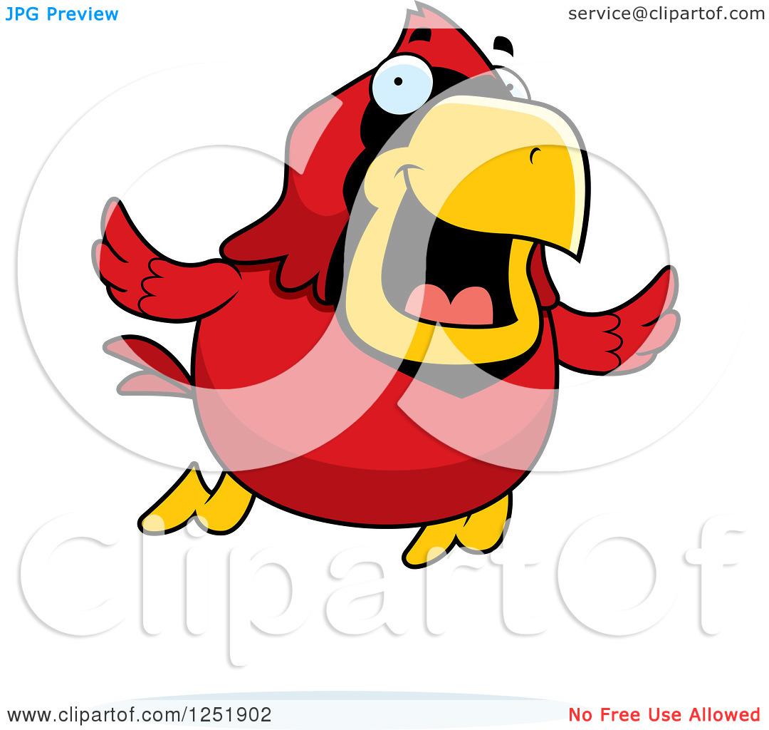 1080x1024 Red Cardinal Clipart