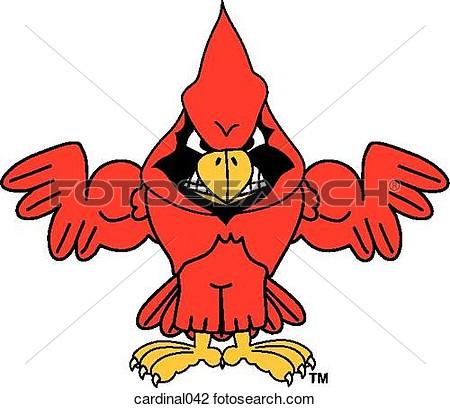 450x408 Cardinal Clip Art