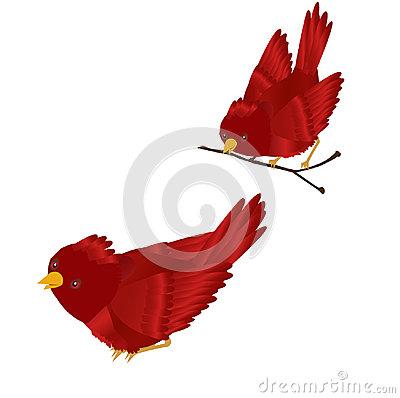 400x398 Cardinal Clipart