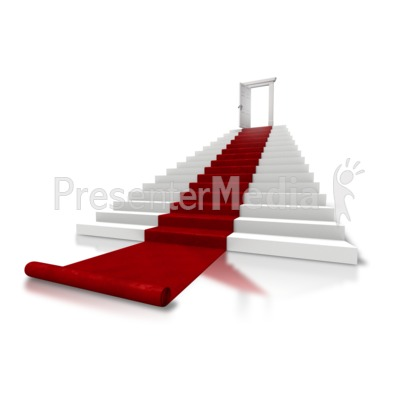 400x400 Roll Out The Red Carpet Stairs