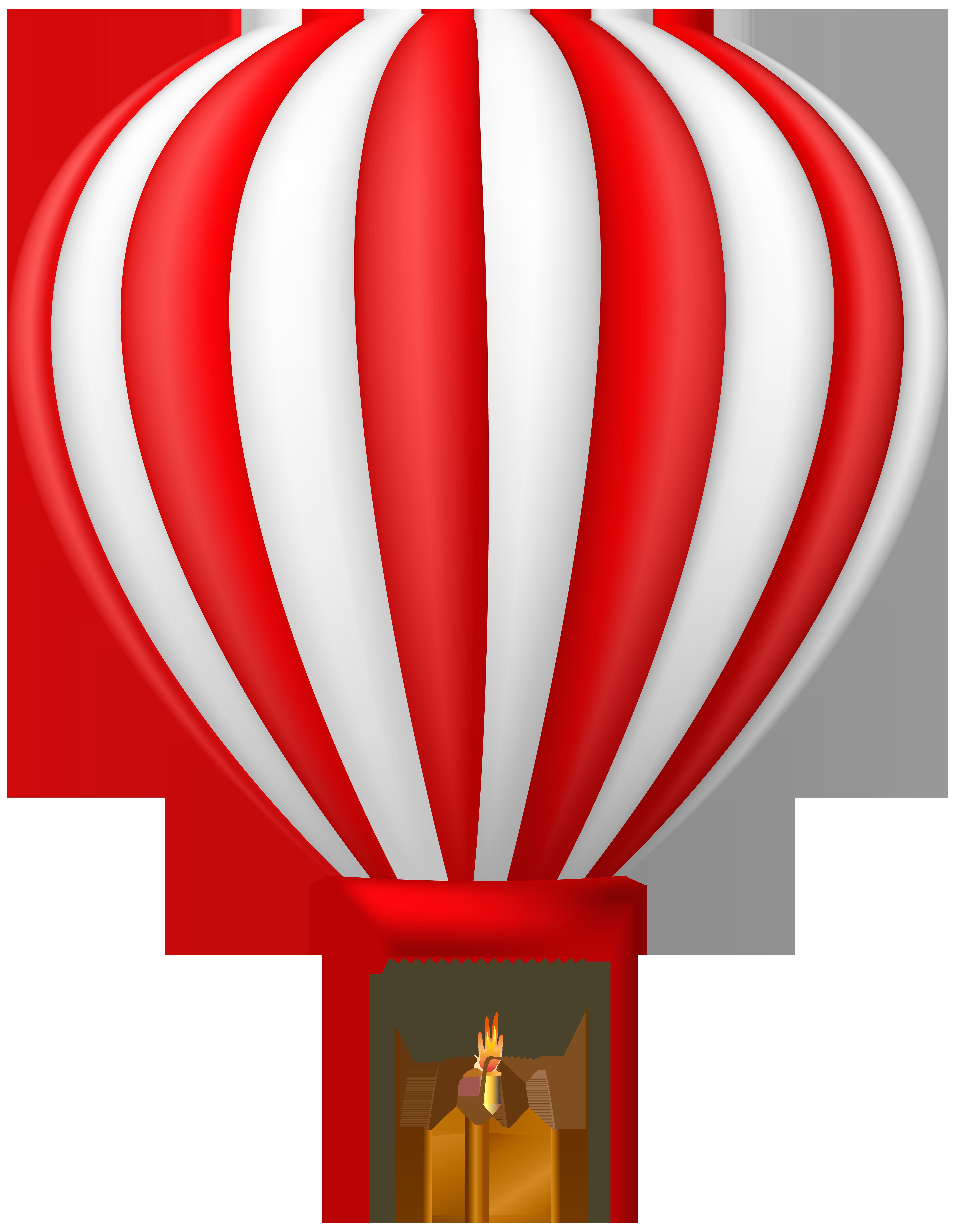 6204x8000 Red Hot Air Balloon Transparent Png Clip Artu200b Gallery