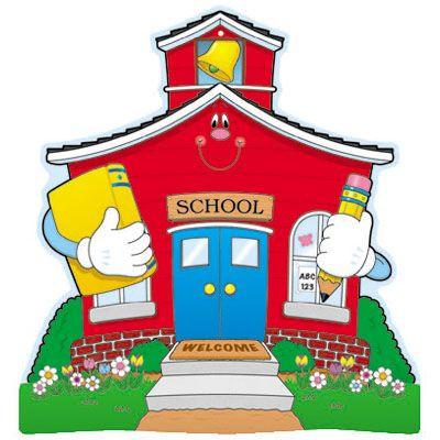 400x400 Unique Red Crayon Clipart Schoolhouse Clip Art Klipart