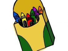 220x165 Crayon Clipart Red Crayon Clip Art Free Clipart Images 3 Clipartix