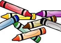 200x140 Crayon Clipart Red Crayon Clipart Black And White Letters Format