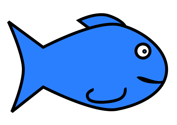 566x400 The Top 5 Best Blogs On Red Fish Blue Fish Clip Art