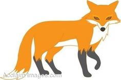 236x156 Fox Black And White Fox Clip Art Black And White Free Clipart