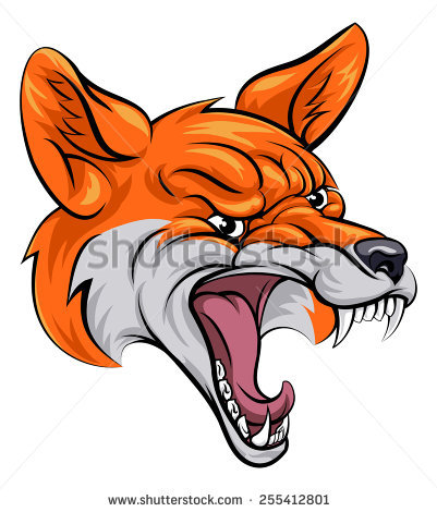 401x470 Fox Clipart Bad
