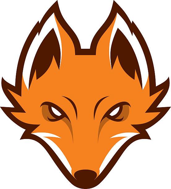553x612 Fox head clipart clipart collection free fox black and jpg