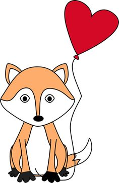 236x364 Baby Fox Clipart
