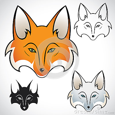 400x400 Red Fox Clipart Fox Face Free Collection Download And Share Red