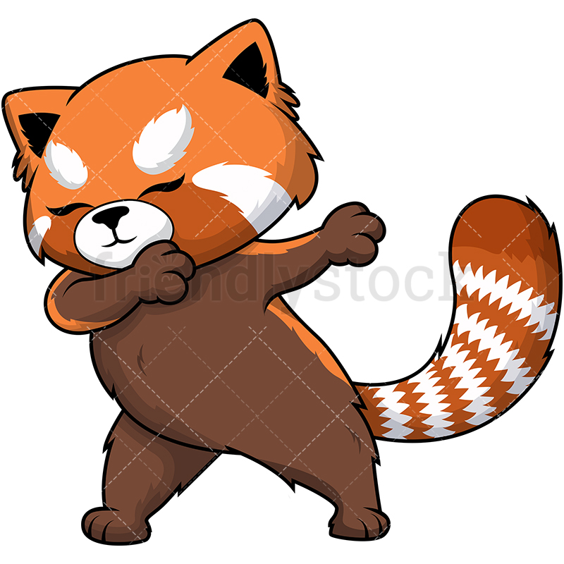Red Panda Clipart At Getdrawings Free For Personal Use Red