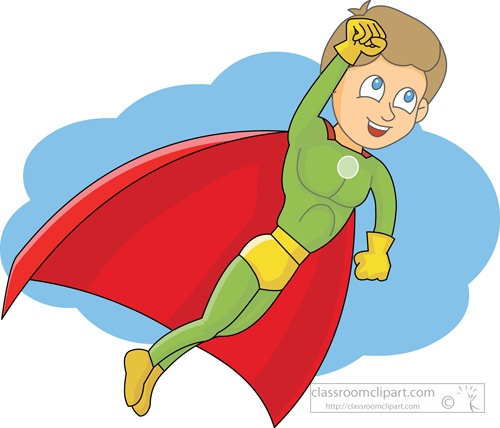 500x428 Collection Of Super Power Clipart High Quality, Free