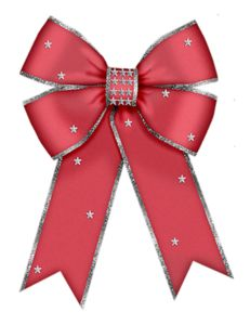 231x300 Christmas Red Gold Bow Png Clipart Decorations Red