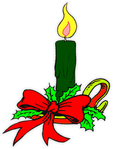 396x522 Free Christmas Clipart