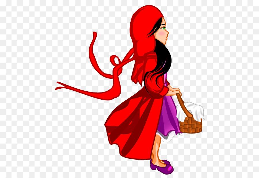 900x620 Big Bad Wolf Little Red Riding Hood Clip Art