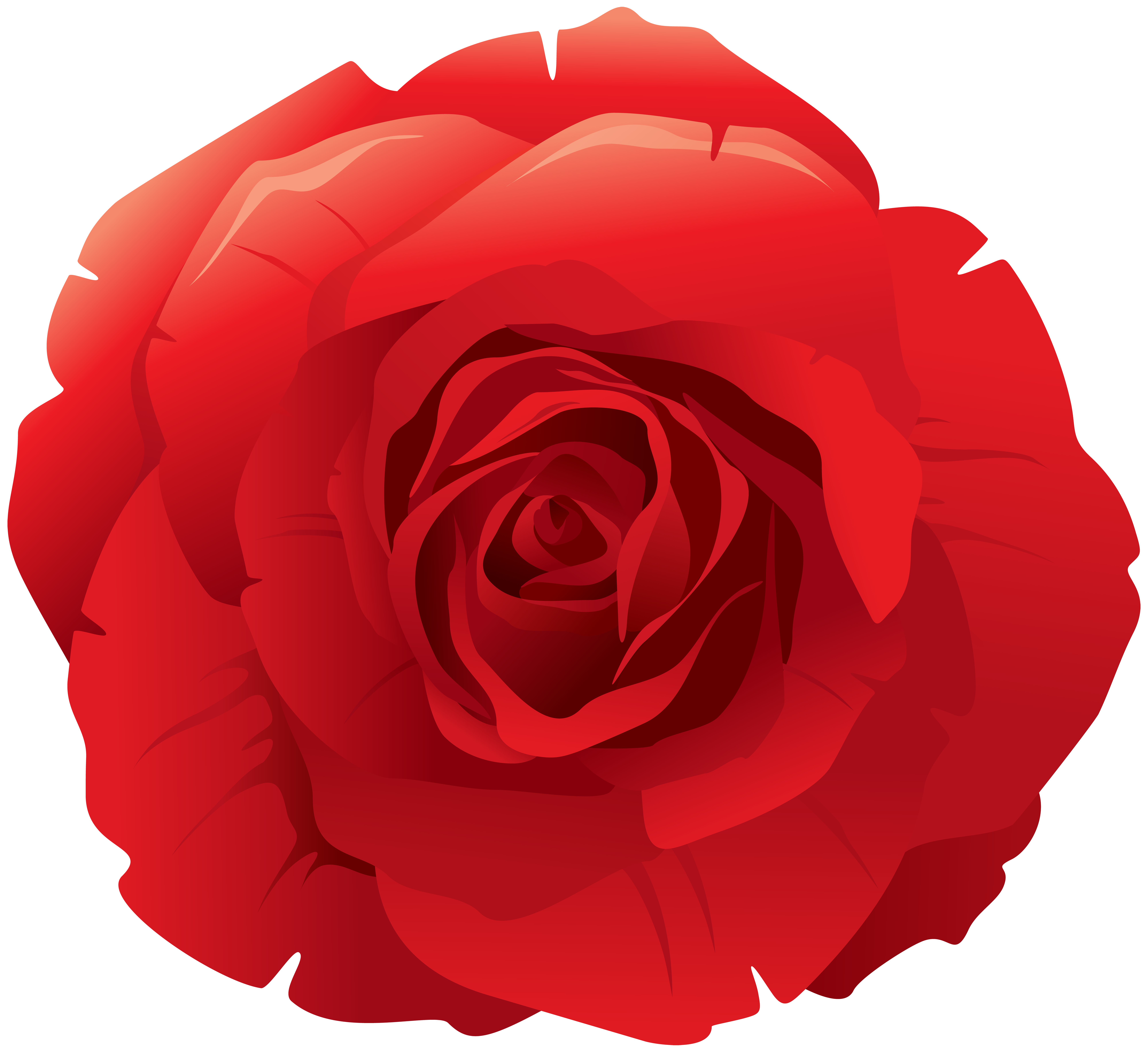 8000x7328 Red Rose Decorative Png Clip Artu200b Gallery Yopriceville