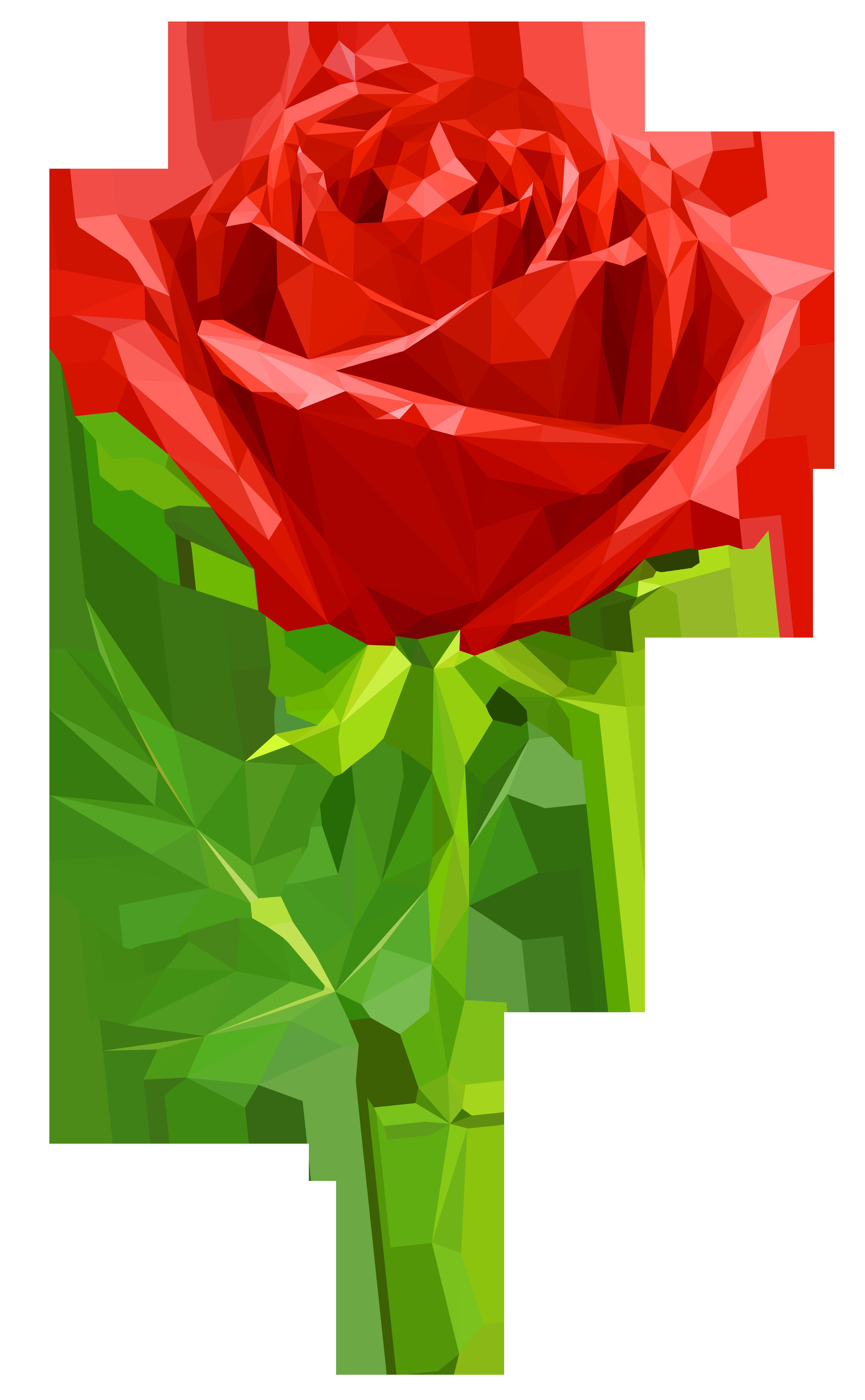 5271x8531 Crystal Red Rose Transparent Png Clip Art Imageu200b Gallery