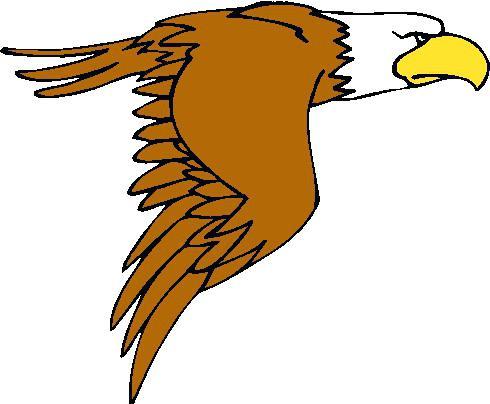 490x404 Golden Eagle Clip Art An Eagle Gold Metal Shield Heraldic Coat