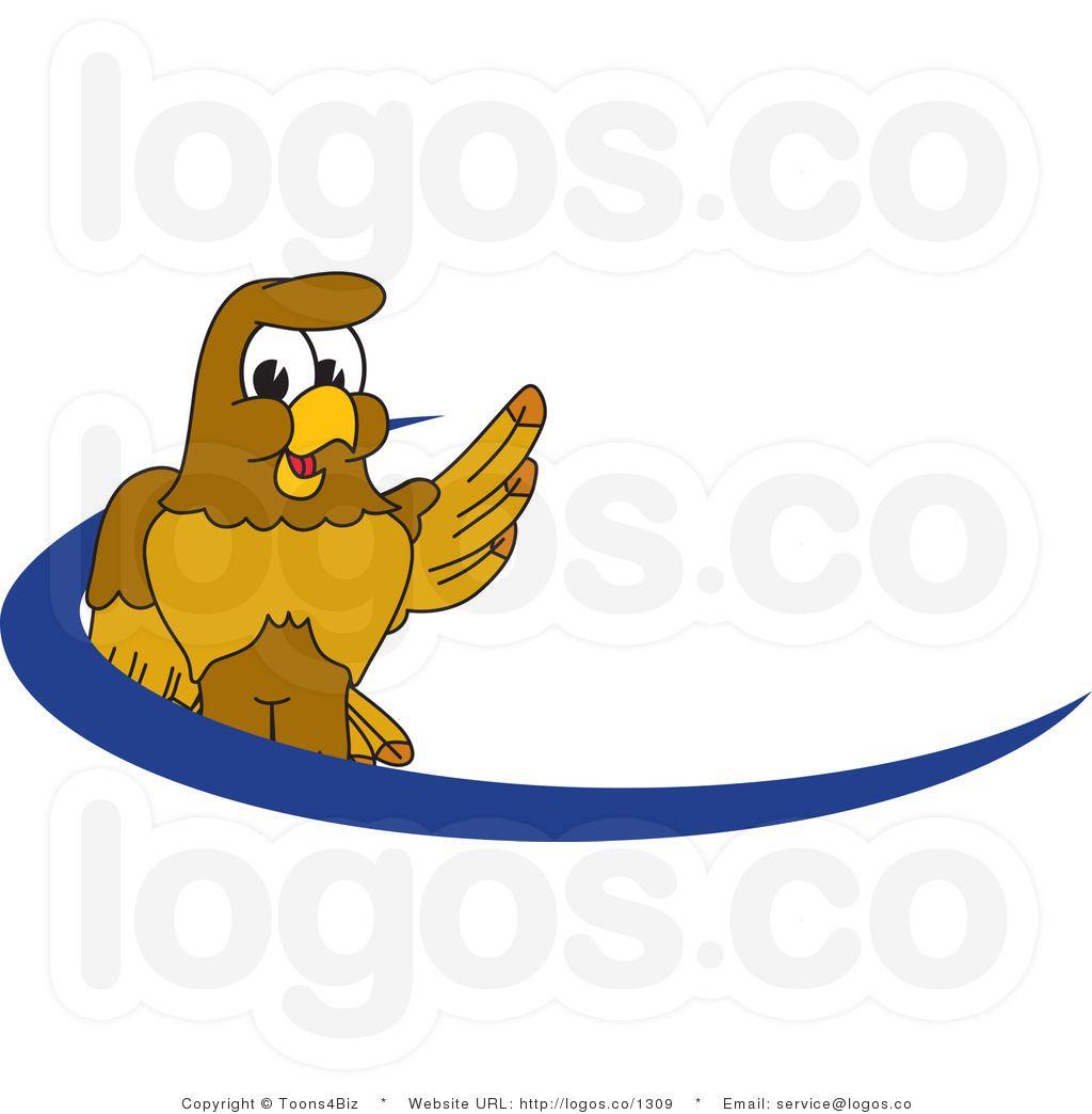 1024x1044 Free Hawk Images Royalty Free Vector Logo Of A Cartoon Hawk