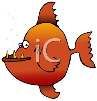 339x350 Prissy Design Piranha Clipart Animated Pencil And In Color 10 Fish