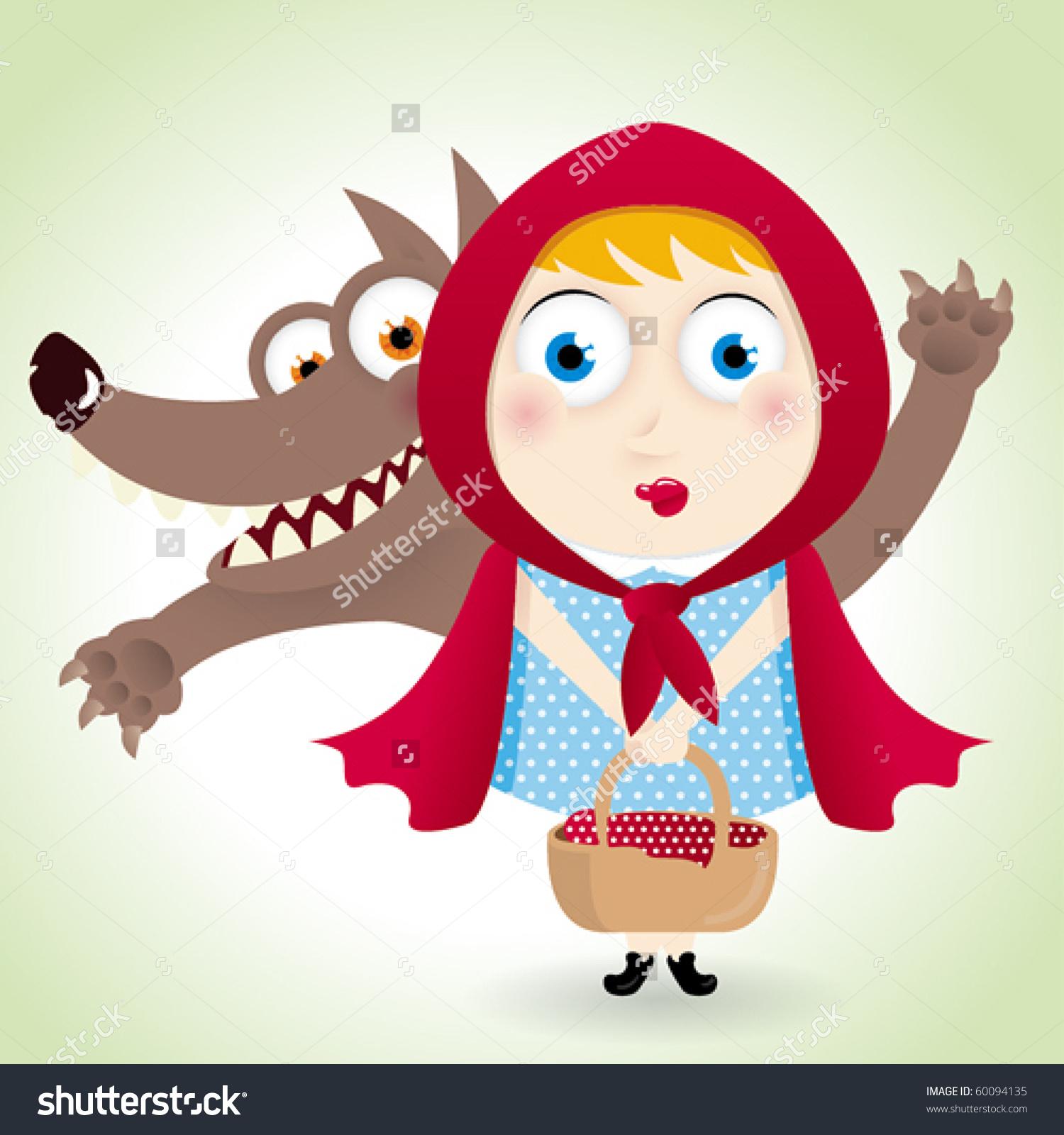 1500x1600 Clip Art Little Red Riding Hood Clip Art