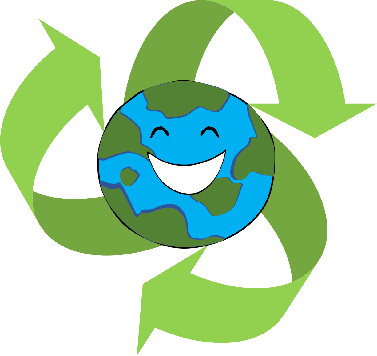 1226x1157 Reduce Reuse Recycle Clipart Club