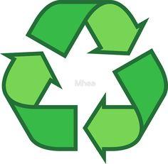 236x231 Free Printable Logos Recycling Symbol Outline Clip Art