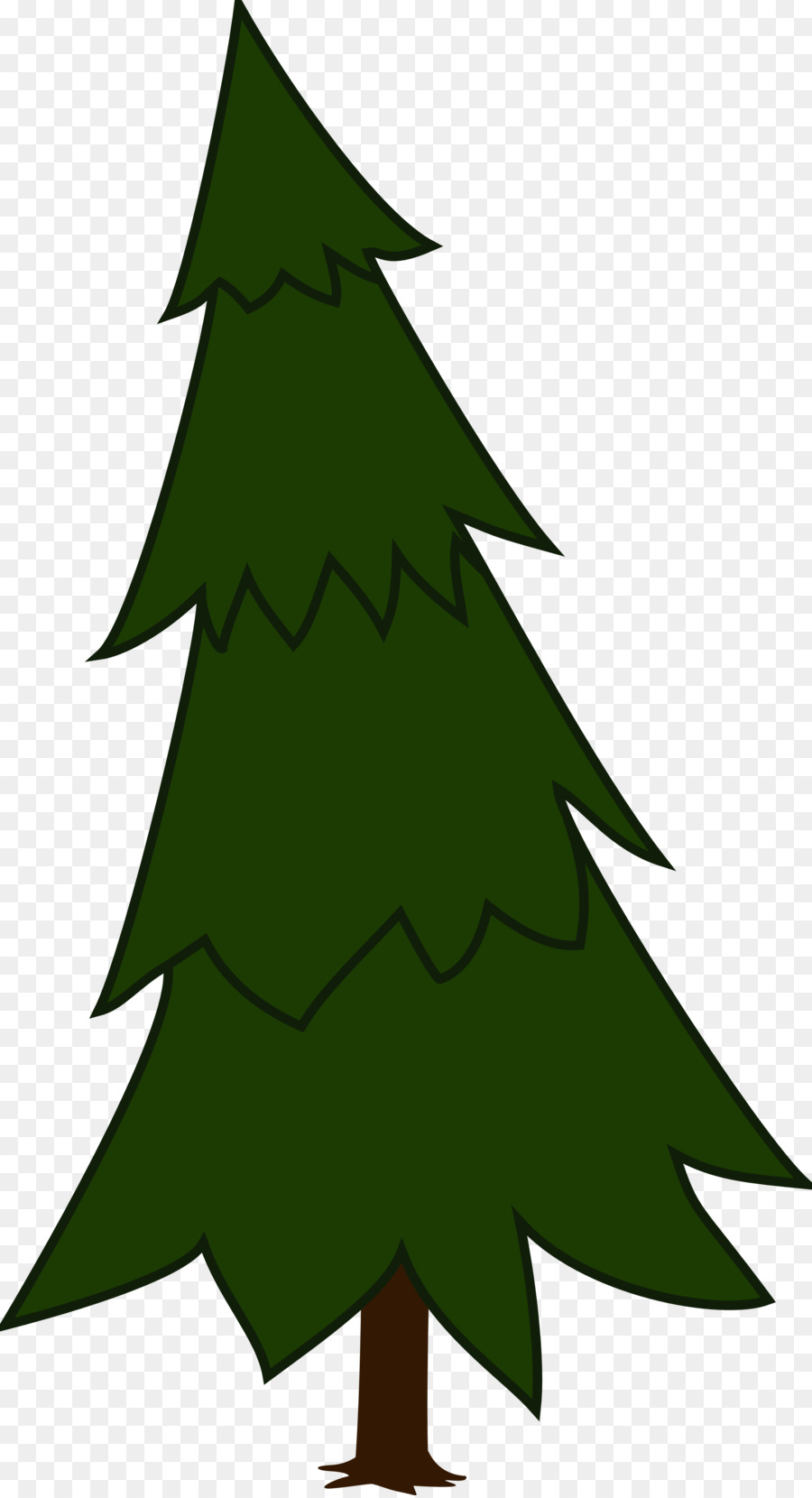 900x1660 Pine Tree Spruce Clip Art
