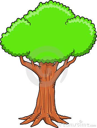342x450 Tree Giant Clipart